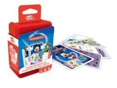 Karty Shuffle Monopoly Deal-Disney-PL