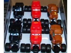 Auta monster Cars 3wz(6)