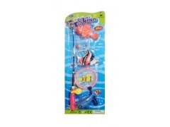 Wędka+ rybki blister