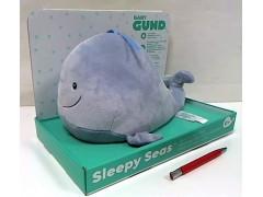 Wieloryb SPIN GUND Baby 30cm św/dź