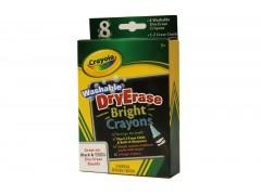Crayola - Kredki do tablic suchościeralnych***