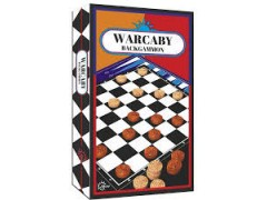 Warcaby- BACKGAMMON