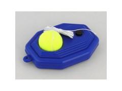 Piłka tenisowa na gumce z podstawką