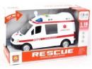 Auto Ambulans duży św/dź