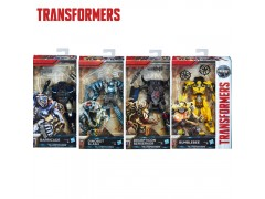 Transformers Movie 5 Deluxe 3 wz. (8)***
