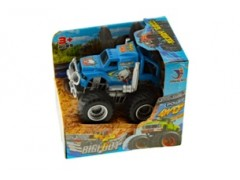 Auto Monster Truck w pudełku 4 kolory