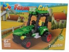 Klocki Pojazdy rolne