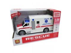 Ambulans dźwięk pudełko