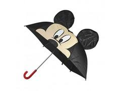 Parasol z uszami Mickey Mouse