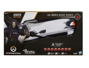 NERF RIVAL OVERWATCH 14+(4)