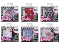BARBIE UBRANKA TOPY Hello Kitty 4wz.(8)