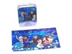 Frozen Puzzle mini metal box