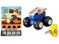 HW Monster Trucks pojazdy niespodzianki box(20)