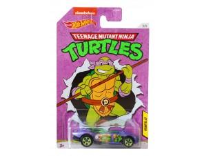 HW Samochodzik żółwie ninja 6wz.
