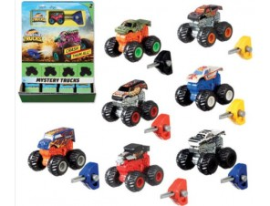 HW Monster Truck pojazd niespodzianka