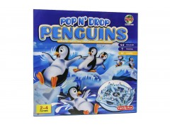 Pingwiny Gra Chińczyk
