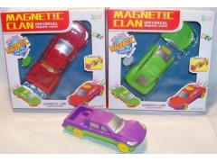 Pojazd magnetyczny duży składany