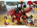 Klocki Jurassic Dino robot 272pcs