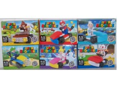 Super Mario klocki pojazdy 6wz. (12)
