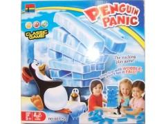 Gra Jenga Pingwin***