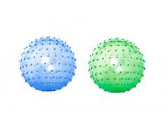 Piłka z kolcami - 18 cm - 3 kolory MIX