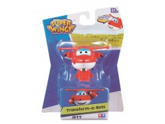 SUPER WINGS FIGURKA TRANSFORM. JETT(12)