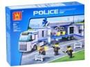 Klocki policja 395-elementów
